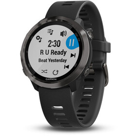 Garmin Forerunner 645 Music Sport Watch, slate